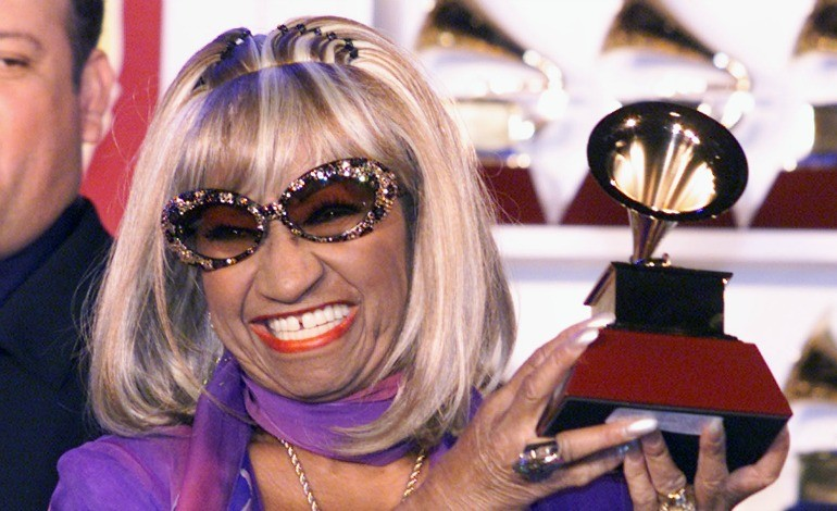 Hispanic Heritage Award Winner : Celia Cruz