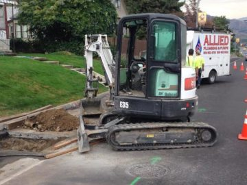 Trenchless Sewer Repair and Replacement