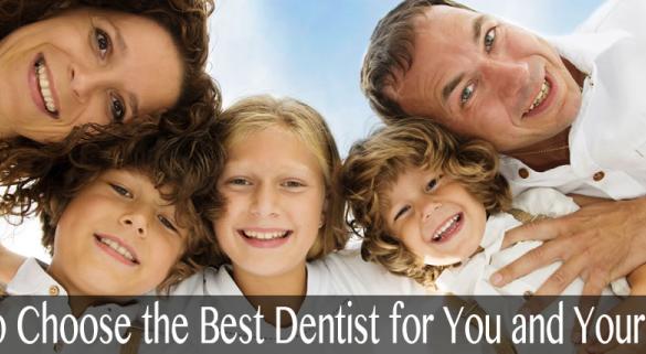 Dentist for family
