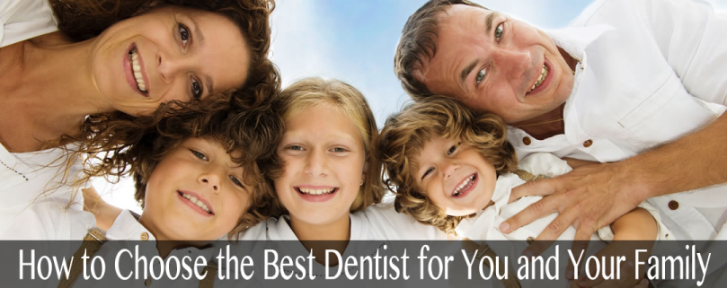 Dentist for family